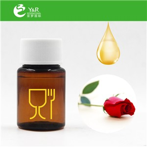 2017-2018 New Rose Food Flavour Oil Fragrance