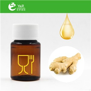 Ginger Food Grade Flavour Concentrate Essence
