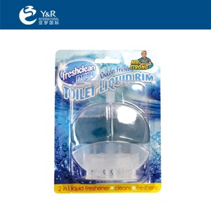 Hot sell good smell toilet bowl deodorizer liquid